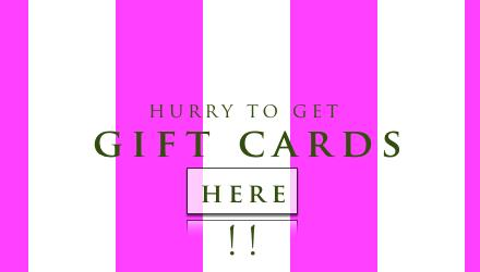 Gift cards here.